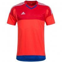 adidas Herren Kurzarm Torwarttrikot Goalkeeper Shirt S17931