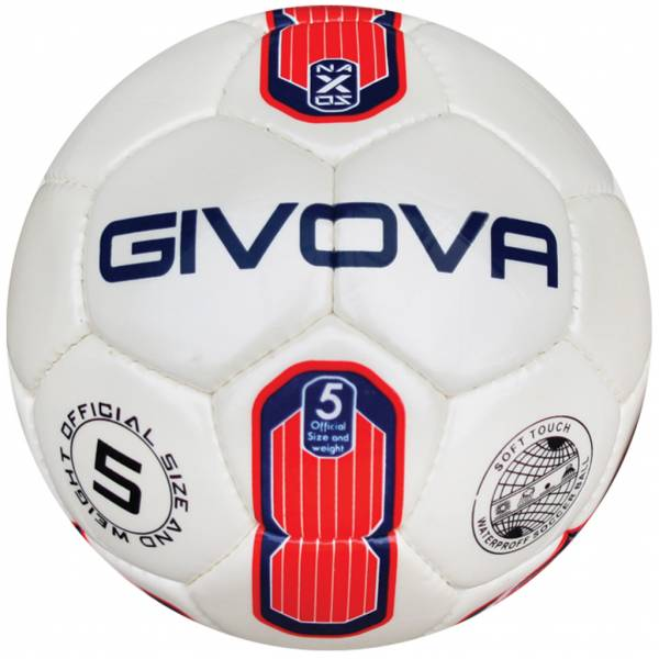 "Givova football ""Naxos"" red / navy"