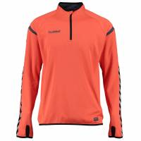 hummel Authentic Charge 1/4-Zip Kinder Tranings Sweatshirt 133406-0366