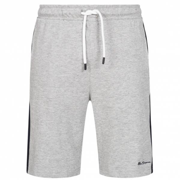 BEN SHERMAN Cut and Sew Herren Bermuda Shorts 0065222G-GREY