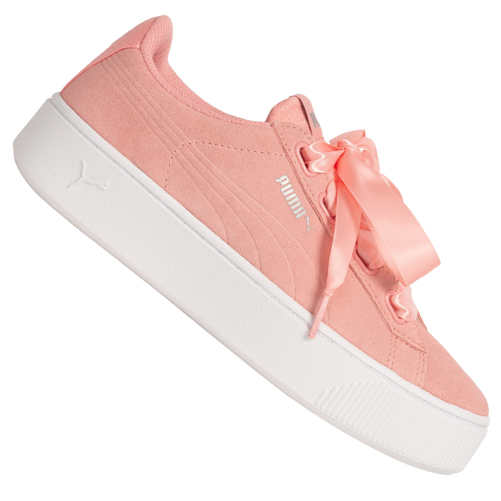 PUMA Vikky Ribbon Plattform Damen Sneaker 369731-01