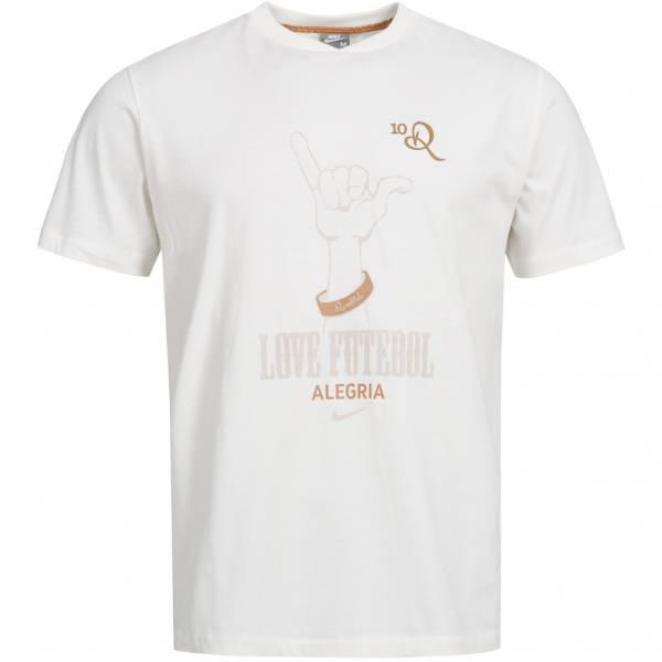 Nike R10 Ronaldinho Garçon T-Shirt 253264-111