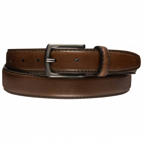 Timberland Herren Leather Belt Leder Gürtel B6154-214