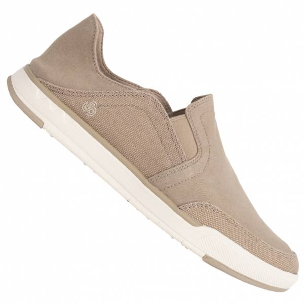 Clarks Step Isle Canvas Slip On Hombre zapatos 261486167