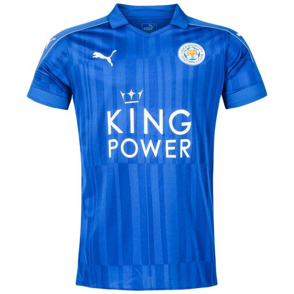 Leicester City FC PUMA Herren Heim Trikot 897472-01