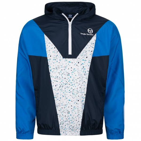 Sergio Tacchini Coltan Track Top 1/2 Zip Heren Jas 38031-216