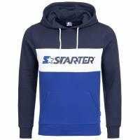 STARTER Motive Herren Hoody Kapuzen Sweatshirt CPE00016-NAVY