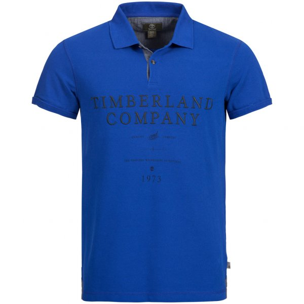 Timberland Herren Logo Polo-Shirt 7328J-454