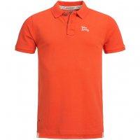 Tokyo Laundry Penn State Herren Polo-Shirt 1X8907R Paprika
