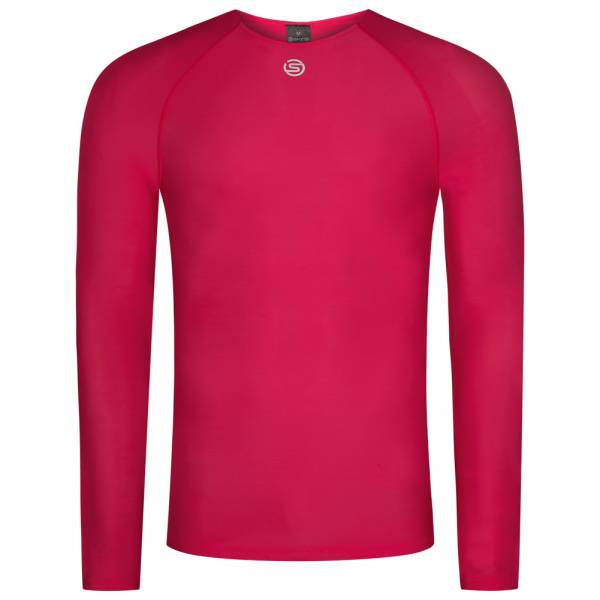 Skins DNAmic Team Longsleeve Hommes Haut de compression DB00010059014