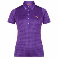 PUMA Button Down Women Golf Polo Shirt 901292-02