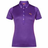 PUMA Button Down Dames Golf Poloshirt 901292-02
