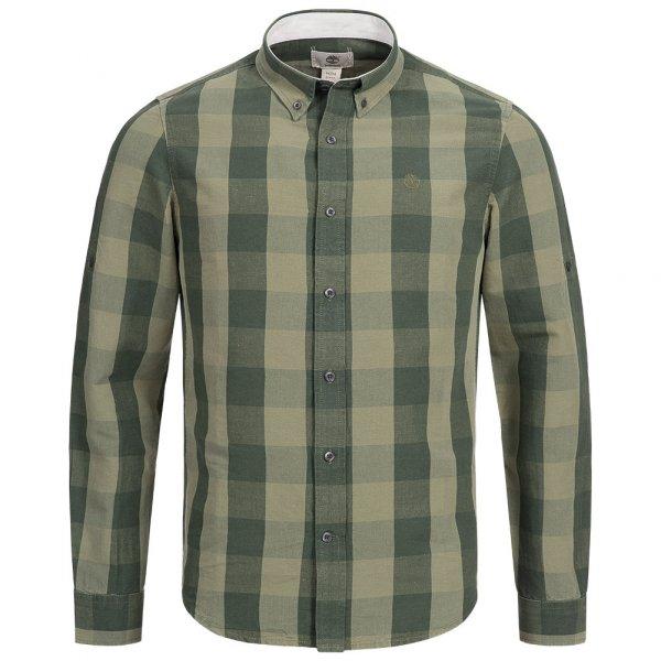 Timberland Indian River Slim Fit Leinen Herren Hemd A15OX-B39