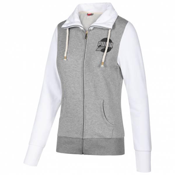 PUMA Athletics Sweat Jacket Damen Sweatjacke 828075-03