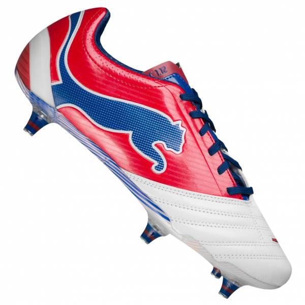 PUMA PowerCat 1.12 SG Hommes Cuir Chaussures de foot 102469 04