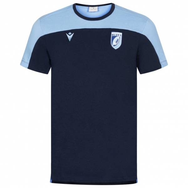 Cardiff Blues macron Herren Trainings Trikot 58018969