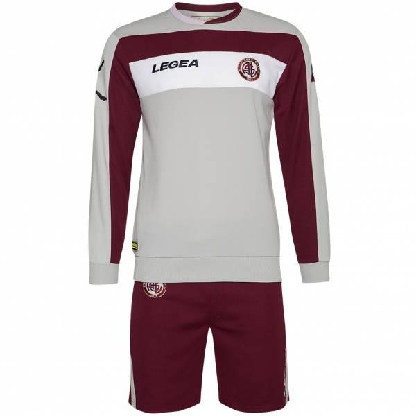 AS Livorno Calcio Legea Herren Langarm Trikot Set