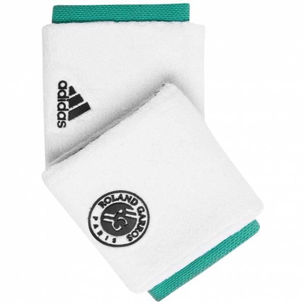 adidas Roland Garros Herren Schweissbänder Wrist Bands S98005