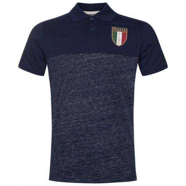 Italien PUMA Azzurri Herren Fan Polo-Shirt 750756-05