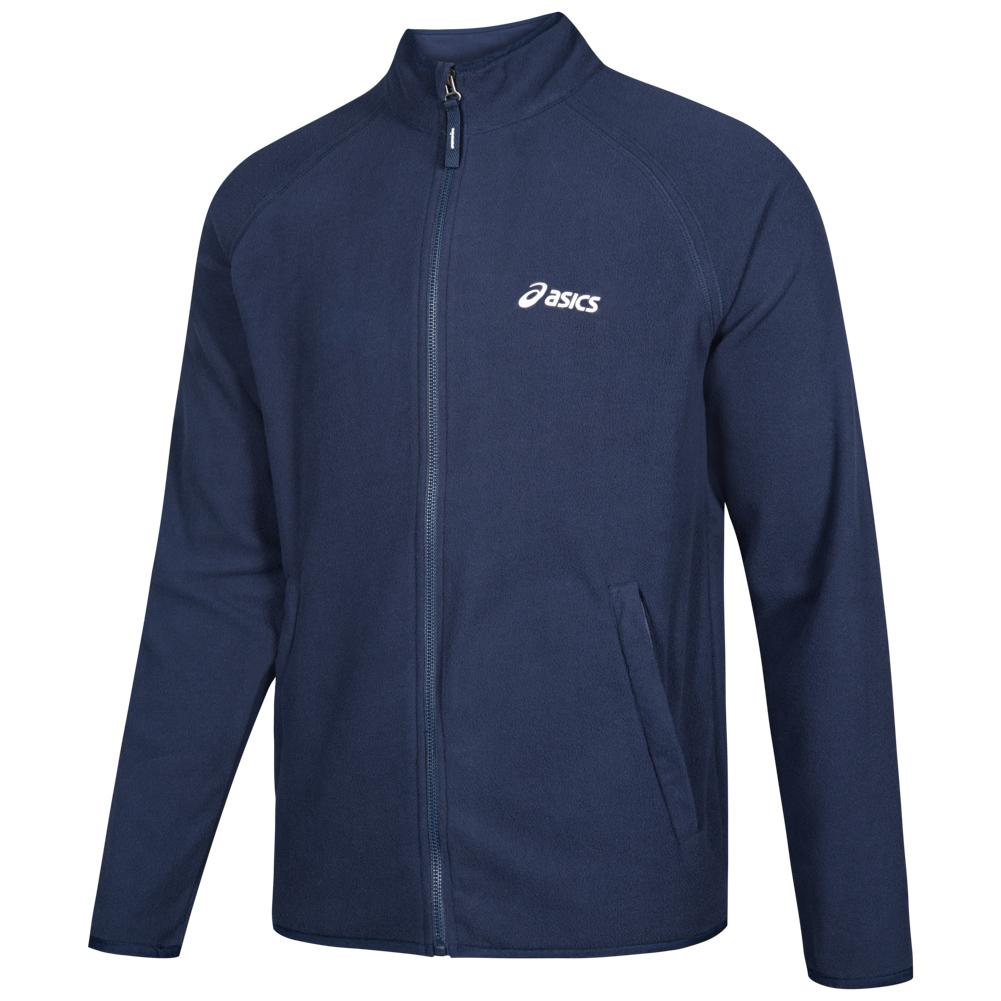 ASICS Polar Fleece Men s Track Top Jacket 121205-0891  83bf6082a8