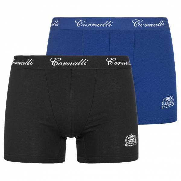 Cornalli Hommes Lot de 2 Boxer-shorts 891285-003