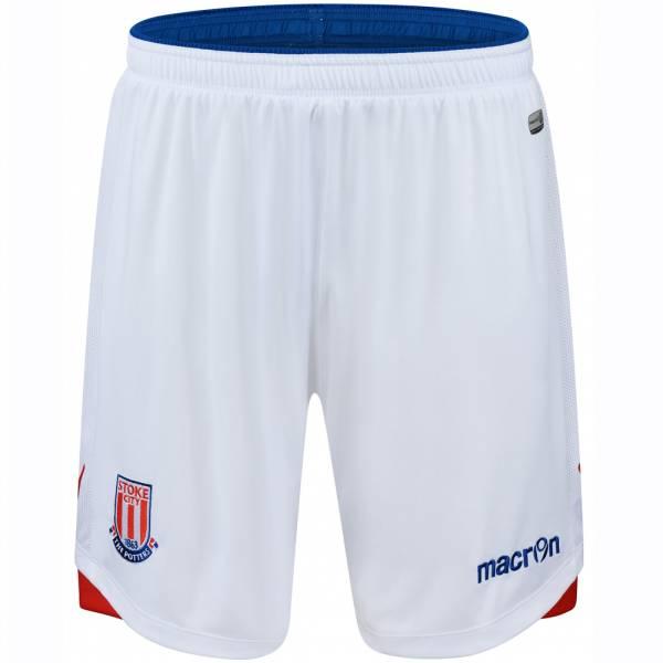 Stoke City FC macron Herren Heim Shorts 58077092