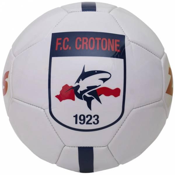 FC Crotone Zeus Fußball Weiß