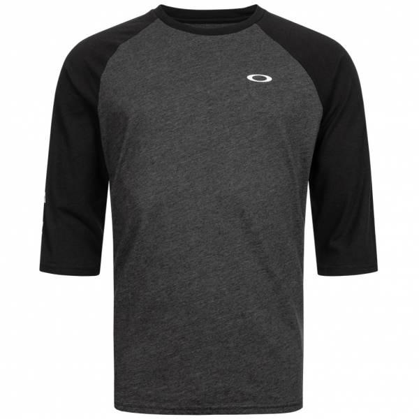 Oakley 50 Herren 3/4-Arm T-Shirt 456855A-02F
