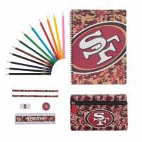 49ers de San Francisco NFL Ultimate Set dessin STNFLCMULTMSF