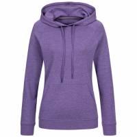 RUSSELL Damen Kapuzen Sweatshirt 0R281F0-Purple-Marl