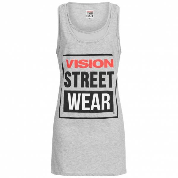 Vision Street Wear Femmes Maillot Fitness Haut Robe RWIV0016