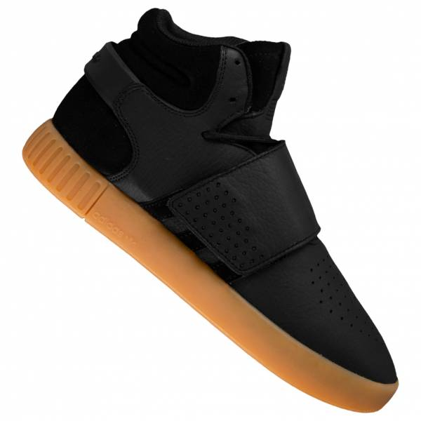 adidas Originals Tubular Invader Strap Leder Sneaker BY3630