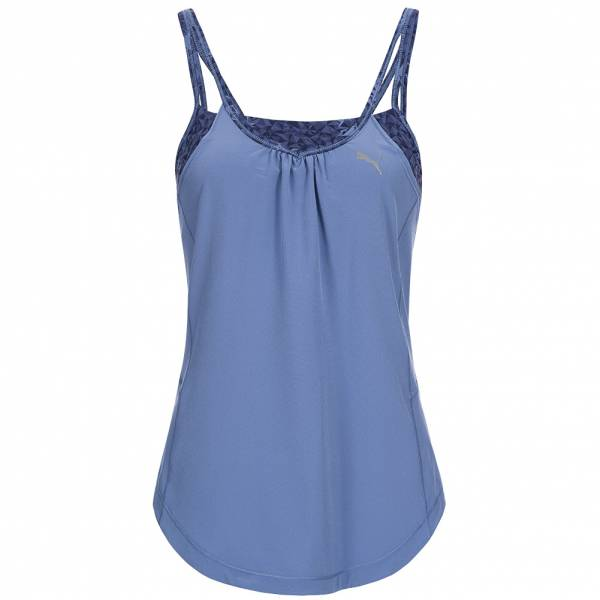 PUMA Bubble Tank Top Damen Fitness Shirt 513106-03