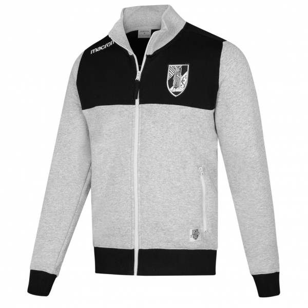 Vitoria Guimaraes macron Herren Full Zip Sweatshirt 58086713