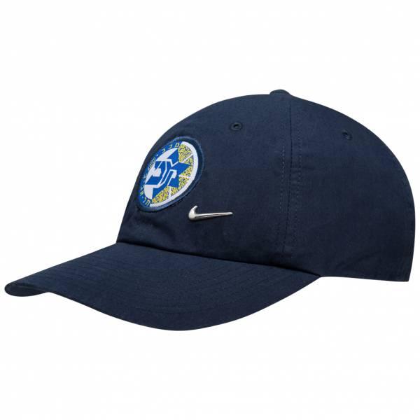 Cappellino ventilatore basket Maccabi Tel Aviv Nike Cap 572853-451