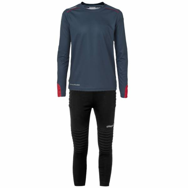 Uhlsport Tower Kids Goalkeeper Kit Jersey with Pants 1005613010001