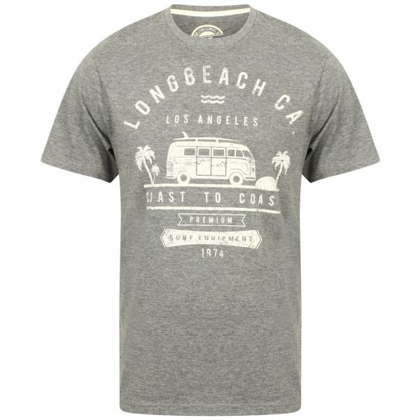 South Shore Equip Herren T-Shirt 1C11762 Grey Marl