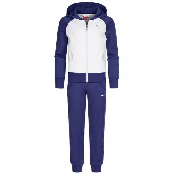 PUMA Terry Suit Mädchen Jogginganzug 829348-01