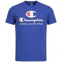 Champion Classic Tee Herren T-Shirt blau