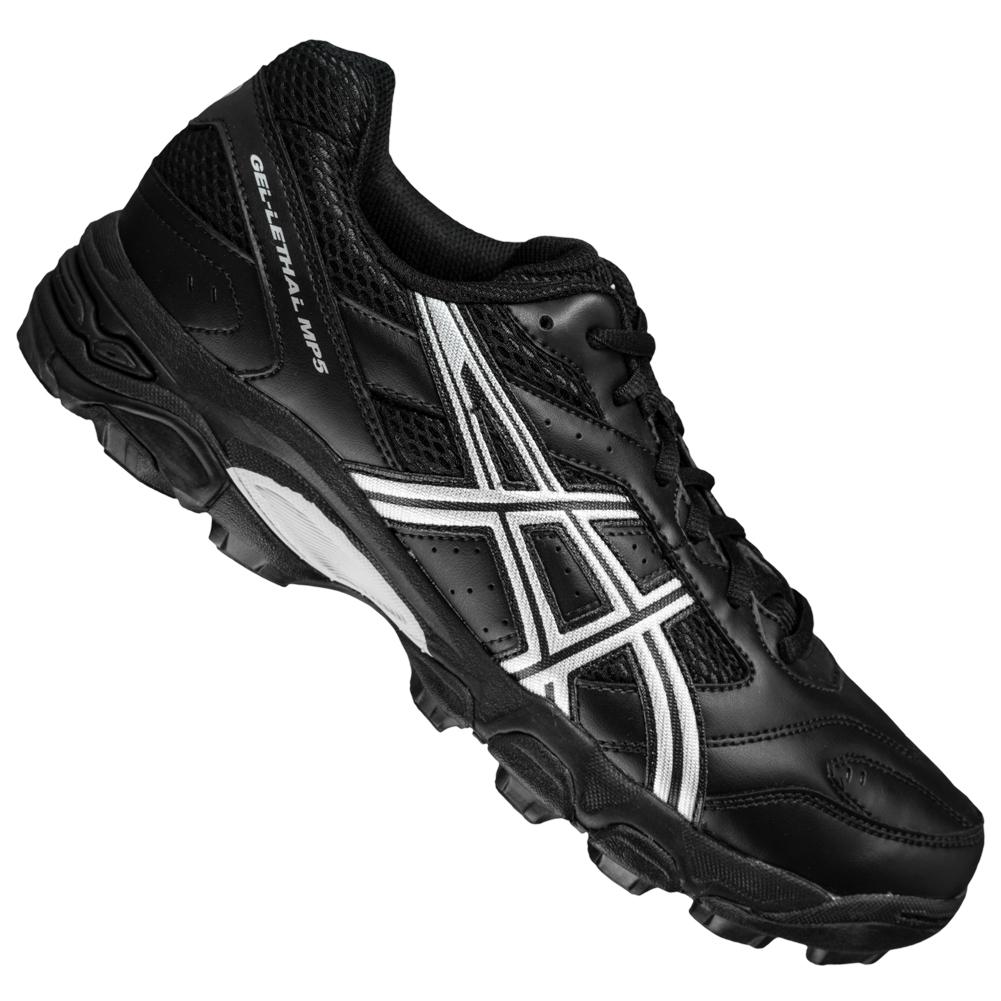 ASICS GEL Lethal MP5 Chaussures de hockey P230Y 9090