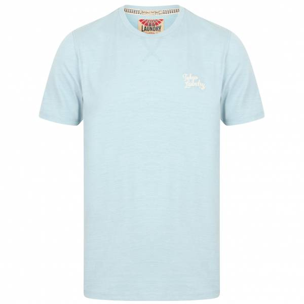 Tokyo Laundry Sun Lake Crew Neck Herren T-Shirt 1C11006 Angel Falls