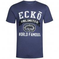 ECKO Unltd. Herren Goodyear T-Shirt blue indigo ESK4243