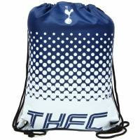 Tottenham Hotspur FC Fade Fan Gym Bag Sports Bag LGEPFADEGYMTTH