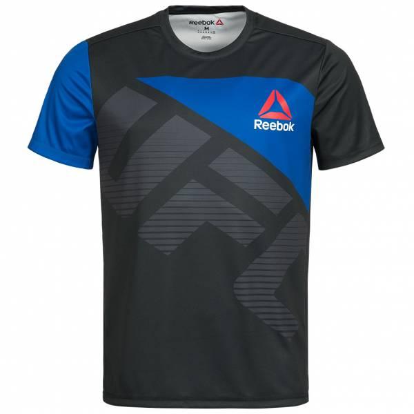 Reebok UFC Fight Shirt Herren Walkout Jersey AZ9023