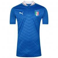 Italien PUMA Herren Heim Trikot 740299-01