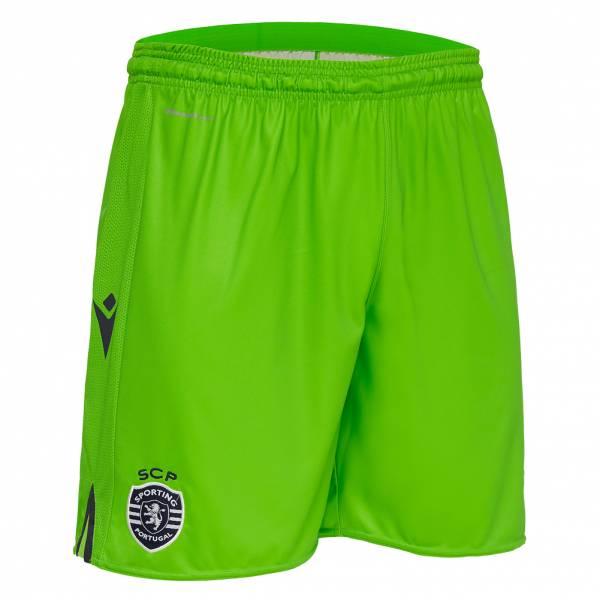 Sporting Lissabon macron Authentic Herren Auswärts Shorts 58016624