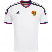 FC Basel adidas Spieler Trikot Player Issue F80930