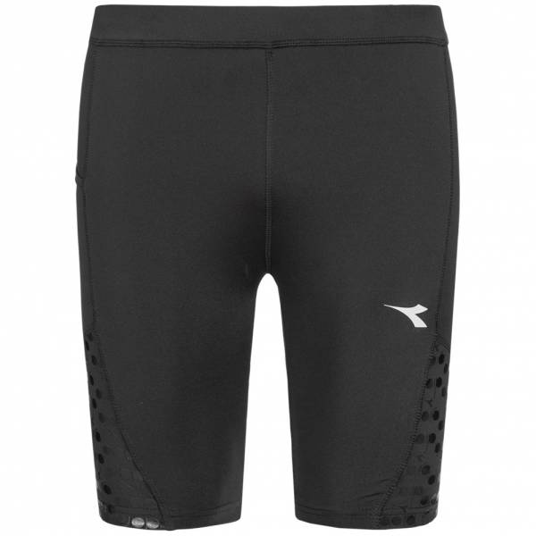 Diadora Techfit Herren Lauf Tights 102.174169-80013