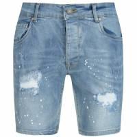 BRAVE SOUL Jack Denim Herren Jeans Ripped Shorts MSRT-JACK