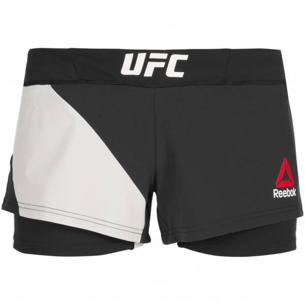 Reebok UFC Fight Kit Octagon Damen Shorts B39690